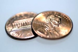 Hvordan Renhet en Penny med eddik & Salt