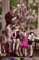 Viktorianske Julepynt lage