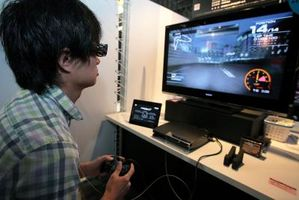 Hvordan koble opp en PS3 Paddle