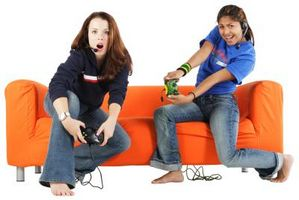 Hvordan sette opp et kablet hodesett til Xbox Live