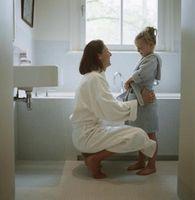 Hvordan lage Body Scrub for barn