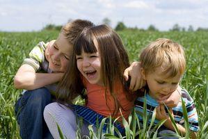 Games for å utvikle sosiale ferdigheter for Kids