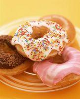 Slik viser Donuts på et bryllup