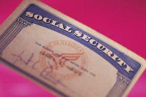 Hvordan sjekke Eiendeler Bruke et Social Security Number