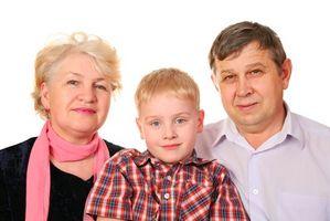 Gaver å gi besteforeldre