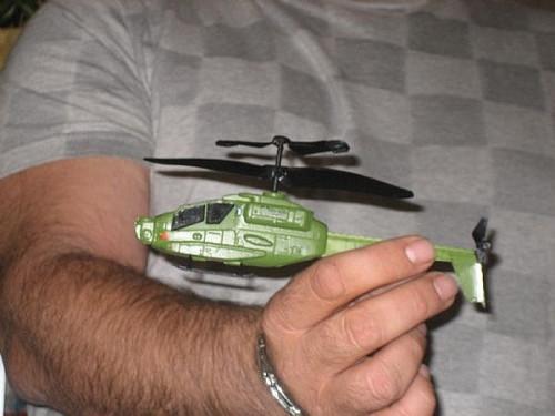 Hvordan å fly en Air Hogs Havoc Heli