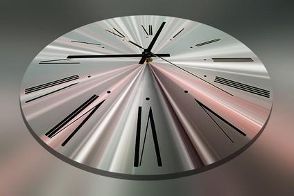 Hvordan sette sonen på en Atomic Clock