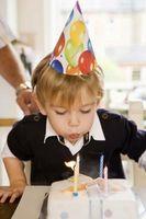 Bursdag presentere ideer for 3 åringer