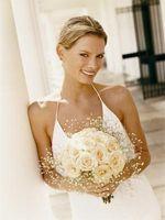 Lave Bun Wedding frisyrer
