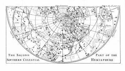 Hva er stjernene i den sørlige halvkule?