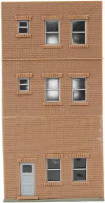 Hvordan lage Shades for HO bygninger