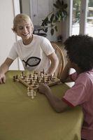 Utradisjonelle Chess Games