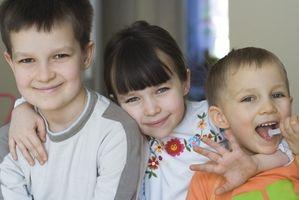 Gratis teambygging Ferdigheter Aktiviteter for barn