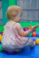 Spedbarn baby Aktiviteter
