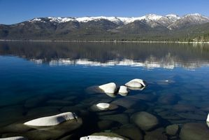 De beste stedene å gifte seg på North Shore, Tahoe
