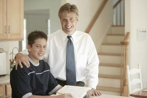 Hvordan Foreldre kan hjelpe håndheve en kleskode i High School