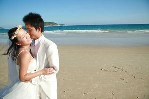 Blomster av Beach Bryllup