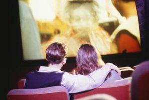 Hvordan å gjøre et trekk på kino