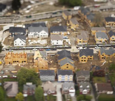 Har Construction Årsak forurensnings?