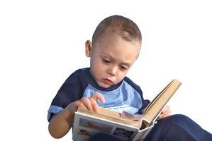 Hvordan lage din egen baby bok