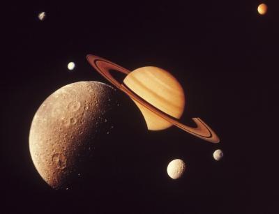Spørsmål om Saturn