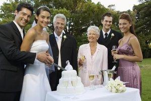 Bryllupsfotografering Gruppering Sjekkliste