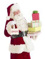 Julegaver for en stor gruppe barn