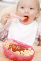 Meal ideer for 9-måneders-Olds