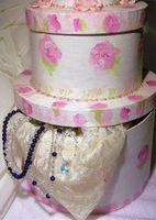 Hvordan lage en Wedding Memento Box