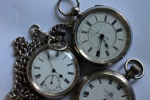 Hvordan selge Broken Klokker