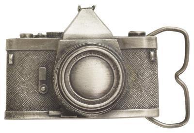 Montering av et kamera i beltet