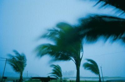 Hvorfor trenger du flyr gjennom Hurricanes for å få informasjon?