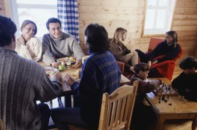 Vintercamp Aktiviteter