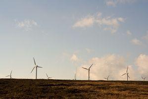 Hvordan bruke en bil dynamo for en Wind Generator