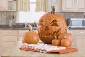 Pumpkin Carving Design for Kids