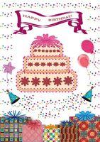 Hvordan lage vakre bursdagskort
