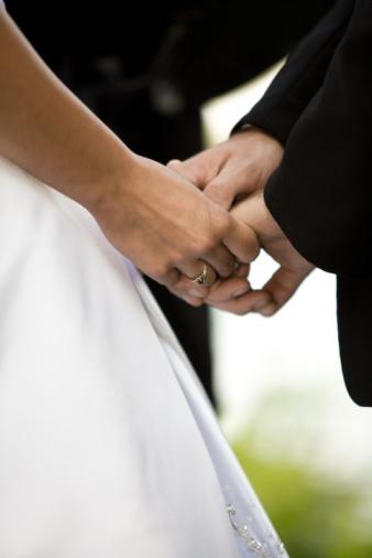 Hvordan kan jeg Legally Utfør et ekteskap seremoni?