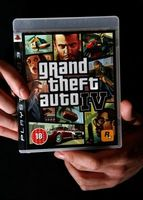 "Bedrager for PS3 ""GTA IV"""