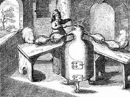 Hva er molecularly destillert?