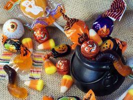 Alternativer til Halloween Treats & Leker