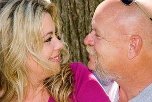 Hvordan å date en mann over 40