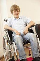 Hvordan Tenåringer takle en funksjonshemming