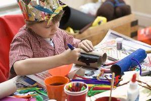 Hva er Crafts for de 7 Habits av Happy Kids?