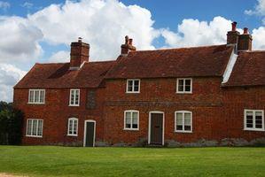 Hvordan du kan leie en Historic House for en bryllupsfeiring