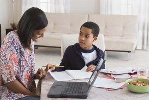 Hva kan foreldre gjøre for å lære små barn å gjøre godt på skolen?