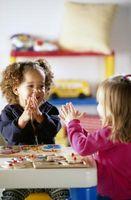 Sosial Utvikling av 3-5 åringer