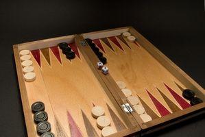 Backgammon Regler & Board Setup