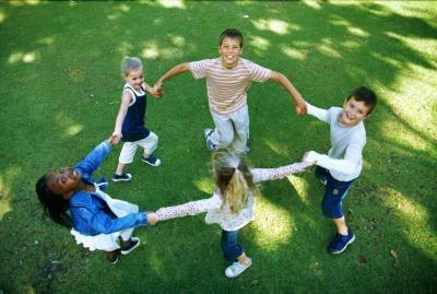 Bursdag Spill for 8-åringer