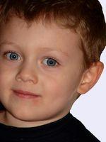 Store gaver til en tre år gammel gutt