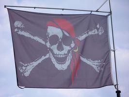 Pirate Theme Party Ideer for en 9 år gammel